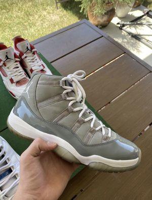 "Jordan Retro 11 ""Cool Grey"" size 9.5 2010 for Sale in Arlington, TX"