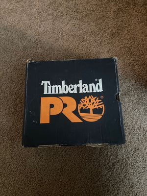 Timberland steel toe work boots. SIZE 8 for Sale in Orlando, FL