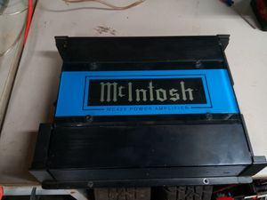 This is a McIntosh MC 420 for Sale in Columbus, OH