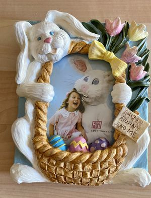 Easter Bunny and Me Dimensional Frame for Sale in Tampa, FL