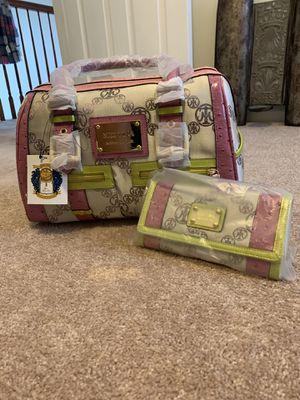 Miss Tina Couture Bag & Wallet Set for Sale in Fort Washington, MD