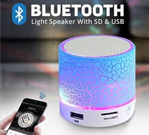 Mini portable Bluetooth speaker for Sale in Mount Vernon, NY