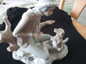 NAO by LLADRO Porcelain Figurine for Sale in Orlando, FL