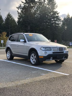 2007 BMW X3 for Sale in Tacoma, WA