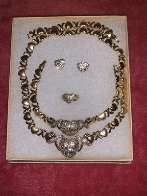 ✨(4) Piece Jewelry Set‼️✨ for Sale in Columbia, SC