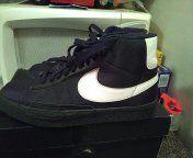Nike blazers like new size 11 for Sale in Philadelphia, PA