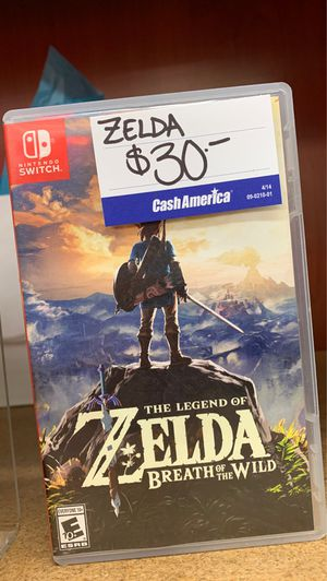 Zelda for switch for Sale in Chicago, IL