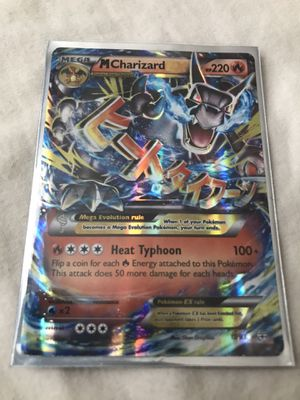 Pokémon TCG Mega Charizard EX Generations 12/83 for Sale in McKinney, TX