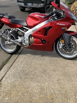 2007 kawasaki Zzr600 for Sale in Woodburn,  OR