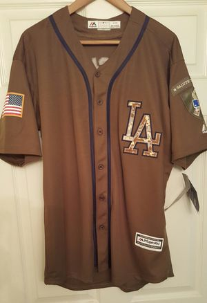 sale retailer ca450 f5988 New Large Dodgers Turner Jersey for Sale in Los Angeles, CA ...