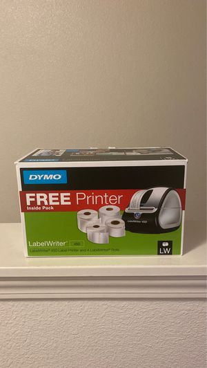Brand NEW Dymo LabelWriter 450 Printer for PC and Mac for Sale in San Diego, CA