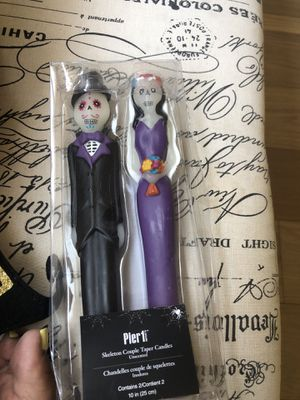 Halloween candles for Sale in Chula Vista, CA