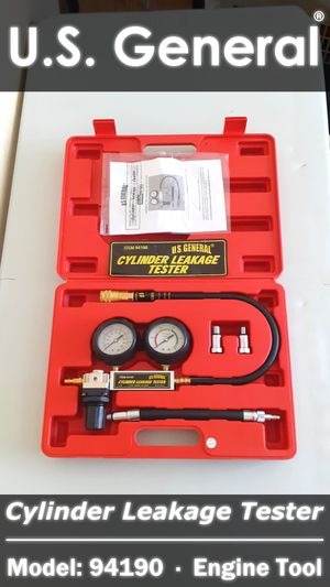 AUTOMOTIVE CAR ENGINE TOOL - US General - Cylinder Leakage Tester for Sale in Phoenix, AZ