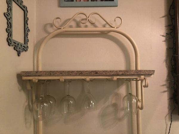 Wine Rack/Baker's Rack