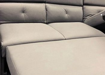 🚚SAME DAY Delivery 🗨️Salado Gray Sleeper Sectional with Storage by Ashley 💐New ♨️ for Sale in Greenbelt,  MD