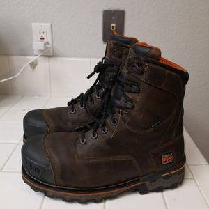 Timberlands Pro Boondock Composite toe Work Boots Size 11 for Sale in Riverside, CA
