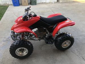 By owner - Honda 2005 250ex for Sale in Fresno, CA