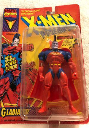 Toy Marvel X-Men Phoenix Saga Gladiator Power Punch Action Figure Toy Biz for Sale in Menifee, CA