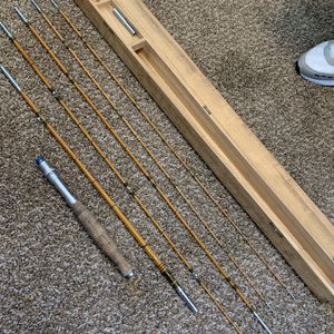 Grampus Bamboo Fishing Rod for Sale in Phoenix, AZ