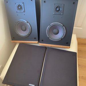 Audiophile Bookshelf Speakers Advent Baby Advent II pair for Sale in Hallandale Beach, FL