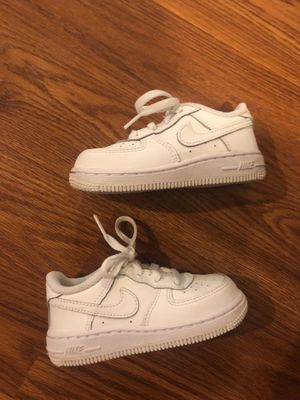 Nike Force 1 Toddler shoes (7c) for Sale in Quincy, MA