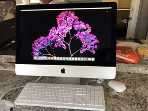 "APPLE IMAC RETINA 4K 21.5"" LATE 2015 INTEL CORE I7 @ 3.3GHZ 16GB RAM 1TB HDD! LOADED WITH PROGRAMS! for Sale in Hercules, CA"