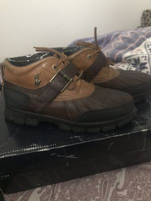 Polo boots TODAY ONLY $70 for Sale in Houston, TX