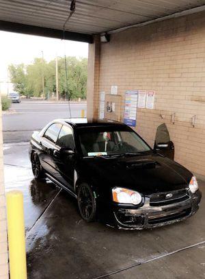 04 Subaru wrx Impreza for Sale in West Valley City, UT
