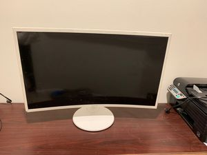 New SAMSUNG curved monitor for Sale in Plano, TX