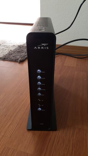 ARRIS MODEM for Sale in Spanaway, WA