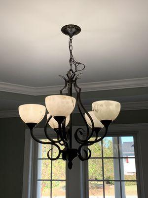 Bronze Lighting Fixtures- Set of 3! for Sale in Raleigh, NC