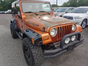 1998 Jeep Wrangler for Sale in Bealeton, VA