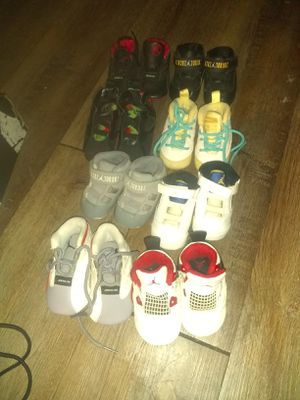 Name brand bby jordan's. for Sale in Midwest City, OK