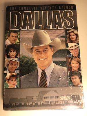Dallas- the complete 7th season BRAND NEW SEALED for Sale in St. Charles, IL