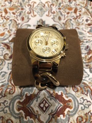 Michael Kors Tortoise Women's Watch for Sale in Anaheim, CA