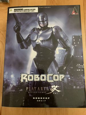 Square Enix Robocop 1987 Play Arts Kai Action Figure for Sale in Rosemead, CA