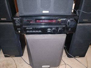 Kenwood VR-616 5.1 Surround Sound System for Sale in Cleveland, OH
