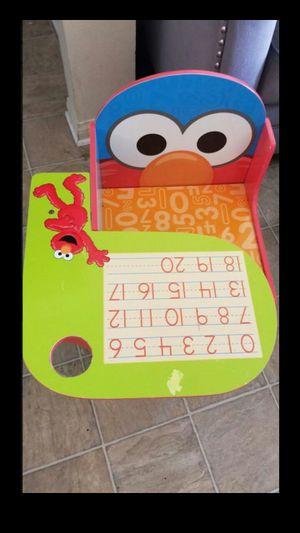 Elmo Sesame Street Desk for Sale in Huntington Beach, CA