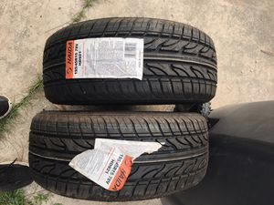 New tires 195/45/15 for Sale in Tampa, FL