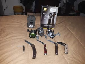Mens outdoor Bundle for Sale in Bremen, GA