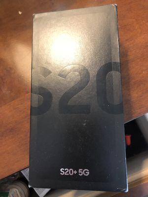 Samsung S20+5G for Sale in Gaithersburg, MD