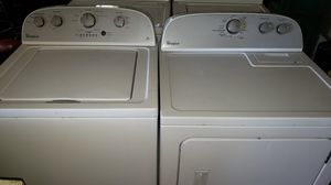 ALMOST NEW WASHER AND DRYER CAN DELIVER for Sale in Lancaster, CA