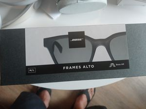 BOSE FRAMES ALTO BLUETOOTH SPEAKER SUNGLASSES NEW FACTORY SEALED for Sale in Austin, TX