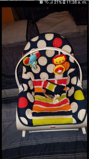 Fisher-price infant to toldder rockerseat. for Sale in Aurora, IL