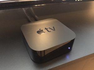 Apple TV 32GB 4K HD Media Streamer With Siri Remote (4th Generation) for Sale in San Antonio, TX