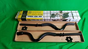 Golds gym combo curl bar for Sale in Ravenna, OH
