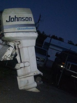 250 horse Johnson motor for Sale in Houston, TX