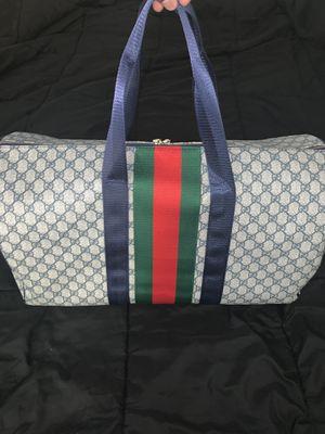 Gucci Duffle Bag for Sale in Shepherdstown, WV