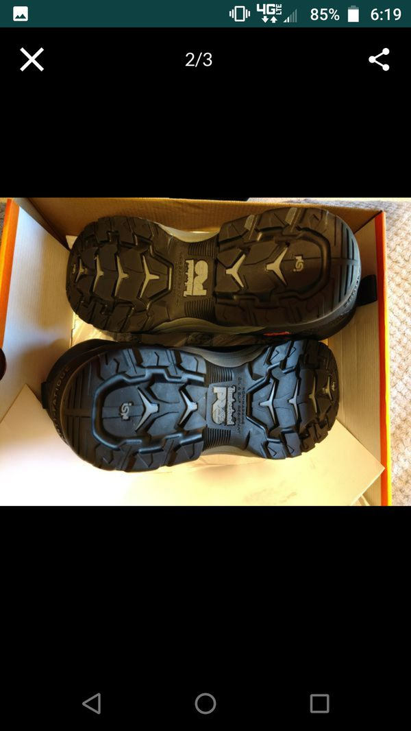 Timberland Pro Steel Toe Boots Size 11.5 (Brand New)