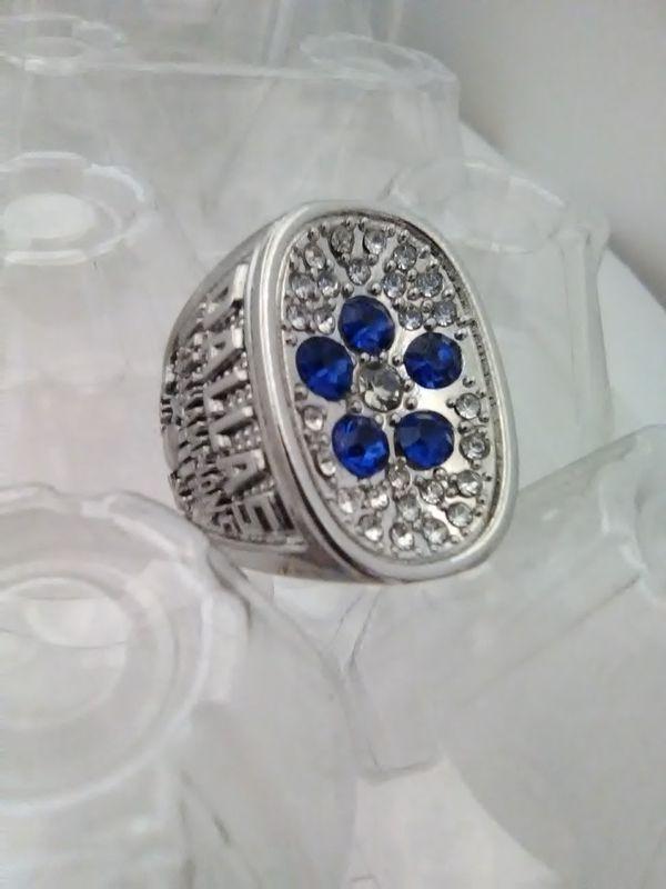 Dallas Cowboys 1978 Staubach Ring Size 11